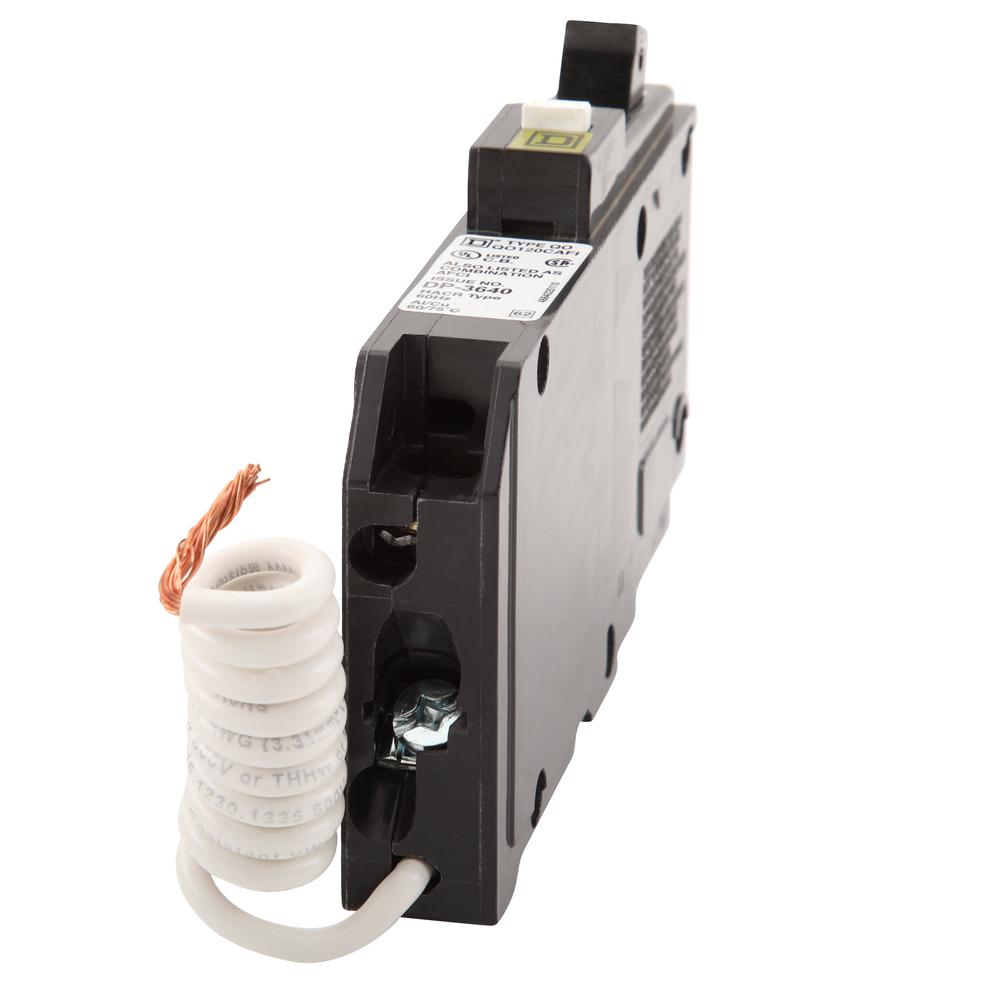 Shop Square D Homeline 15amp Doublepole Circuit Breaker At Lowescom