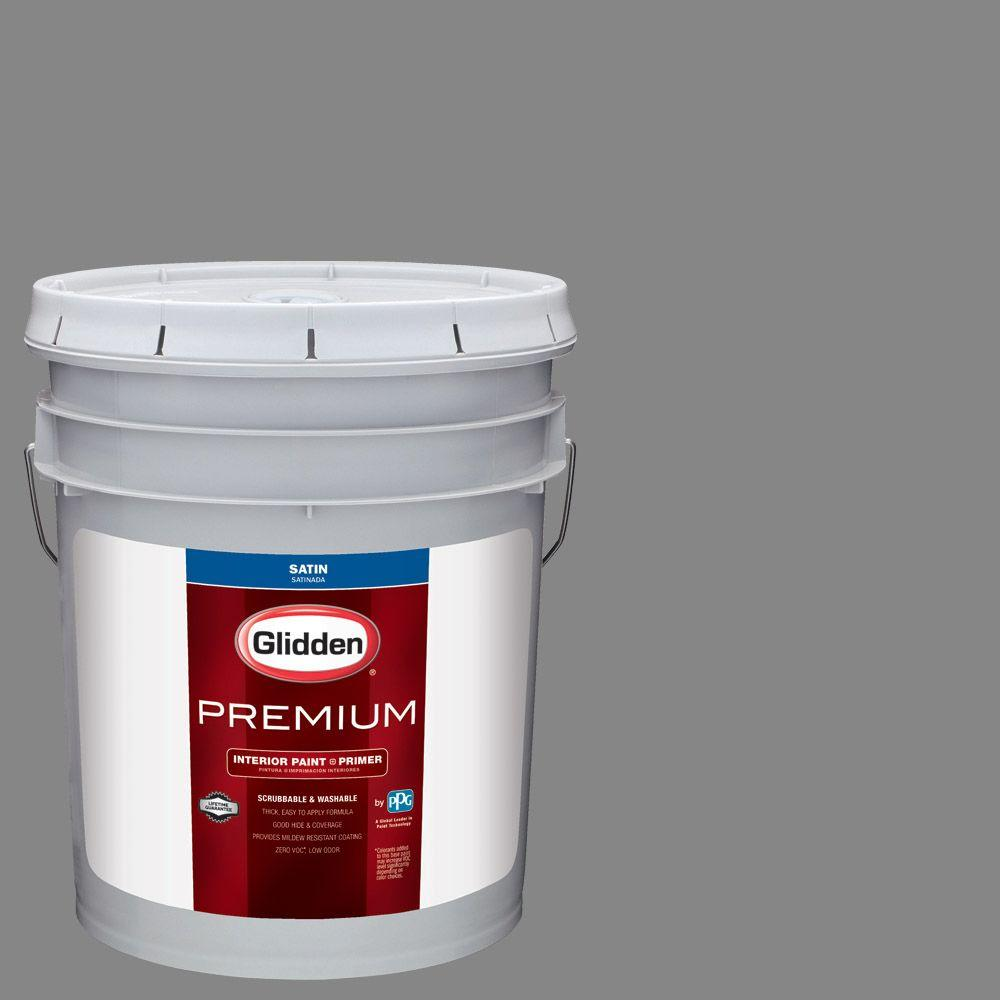 Hdgcn64u Seal Grey Satin Interior Paint With Primer