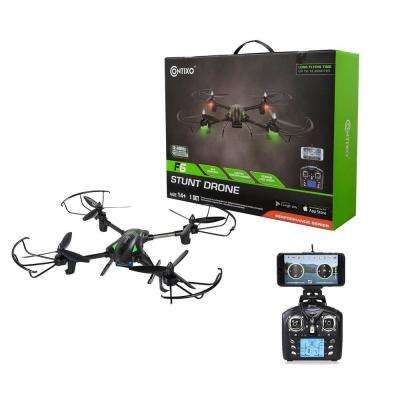 F6 RC Quadcopter Racing Drone 2.4Ghz 720P Rotating HD Video Camera Live FPV Headless Mode Altitude Hold VR Compatible