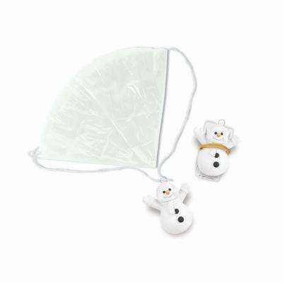 Snowman Christmas Paratroopers (10-Count 4-Pack)