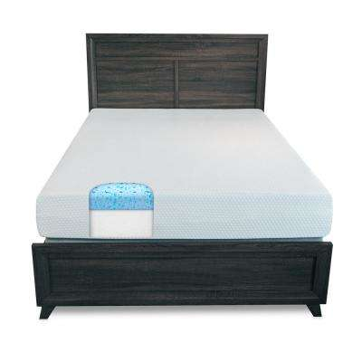 10 in. Smooth Top Full Memory Foam Mattress