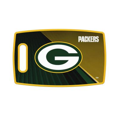 Green Bay Packers Large Plastic Cutting Board