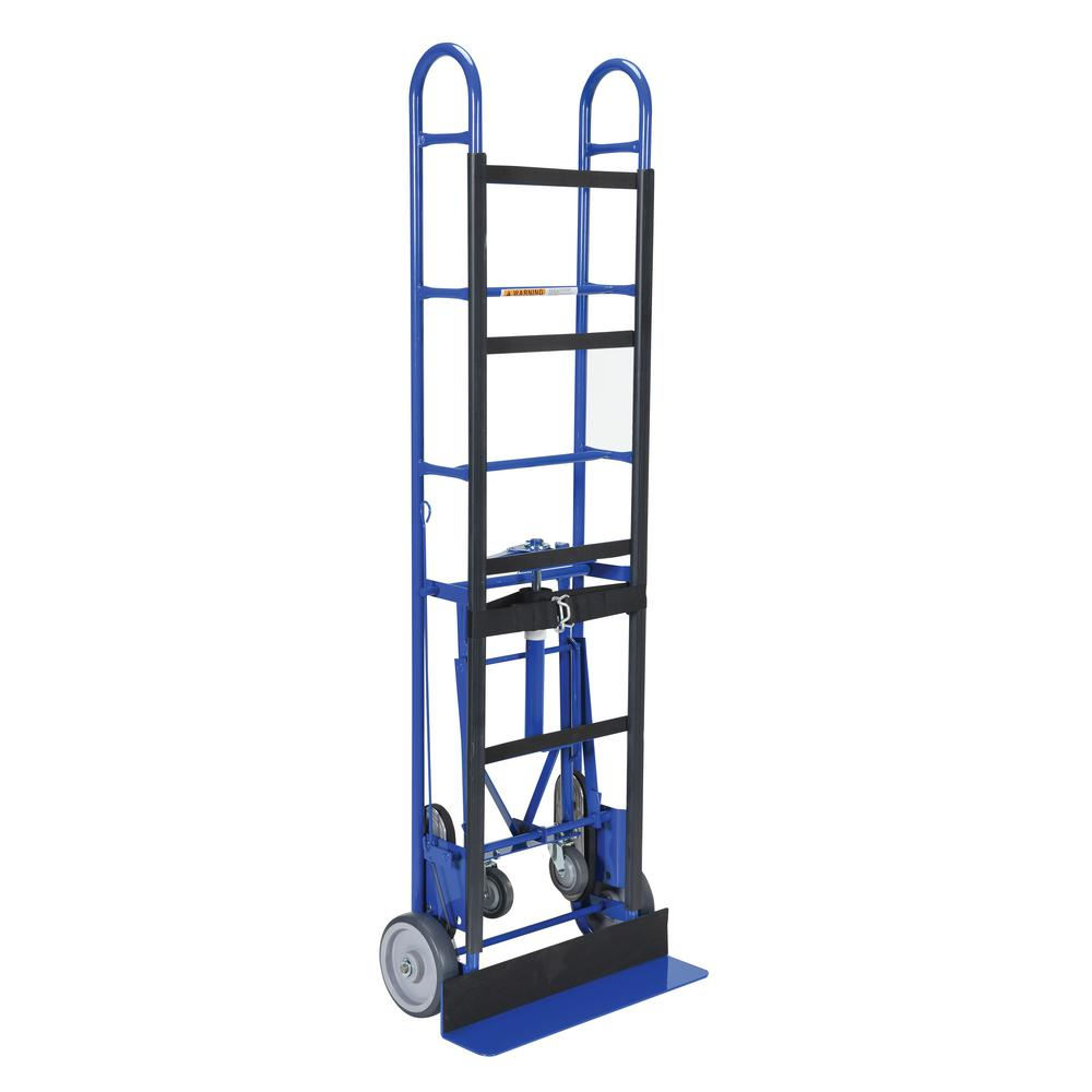 Vestil 1 200 Lb 72 In Tall Appliance Cart Ratchet Appl