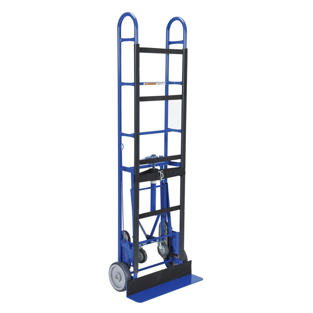 1,200 lb. 72 in. Tall Appliance Cart Ratchet