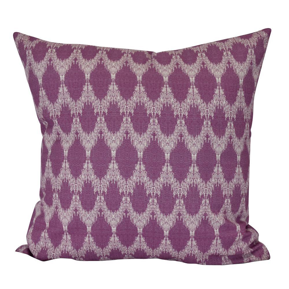 20 in. Peace 2 Indoor Decorative Pillow