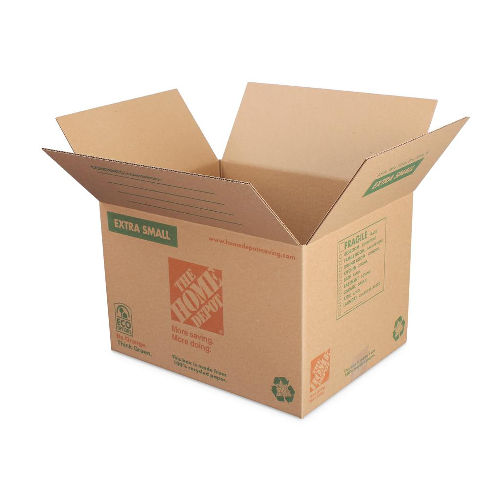 Home Depot Kitchen Moving Boxes
