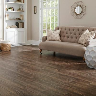 EIR Arcadia Oak 12 mm Thick x 6-1/2 in. Wide x 47-7/8 in. Length Laminate Flooring (21.58 sq. ft. / case)