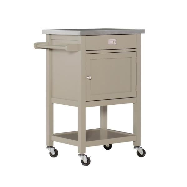 Cindy Gray Apartment Cart