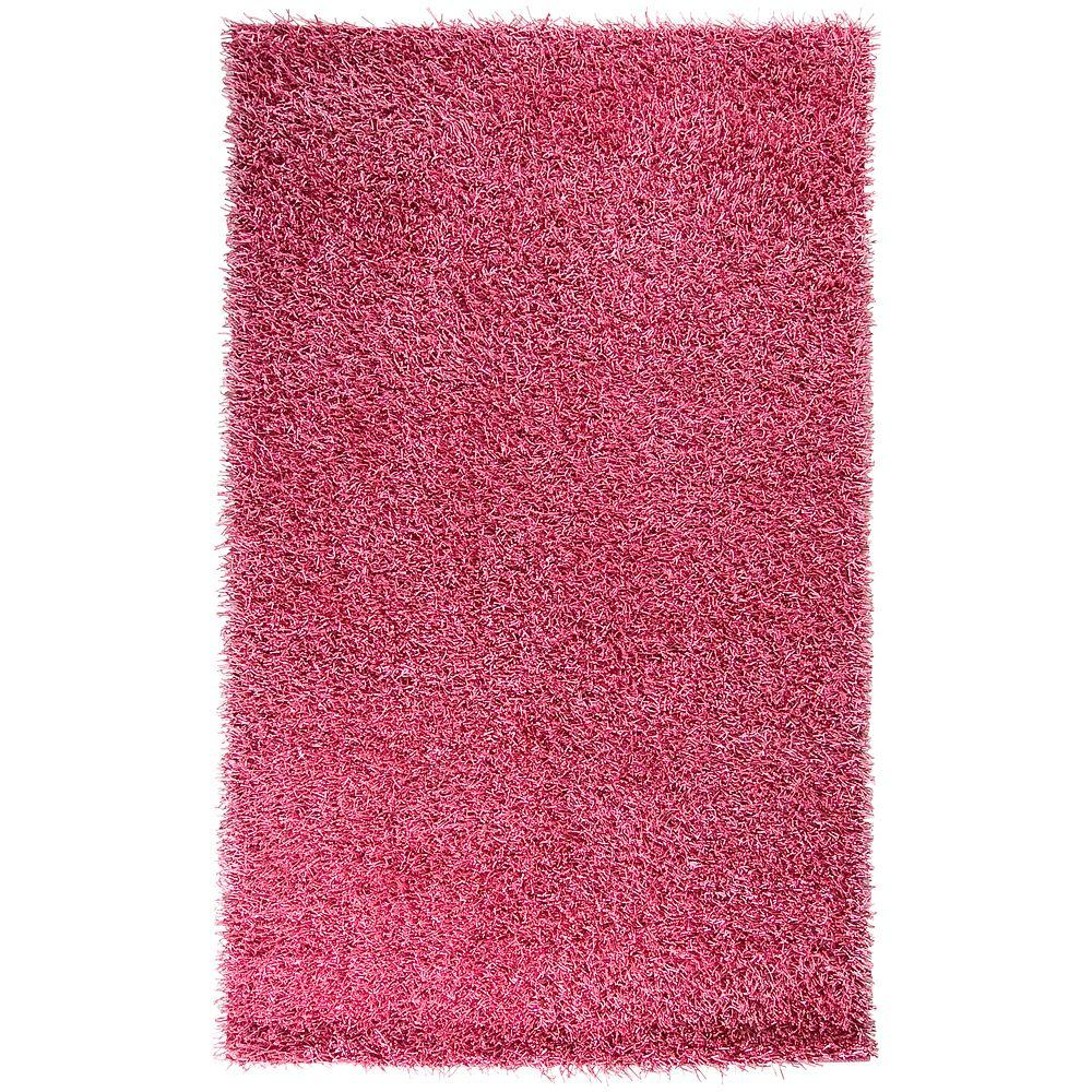 Artistic Weavers Lindon Pink 2 ft. 6 in. x 4 ft. 2 in. Area Rug