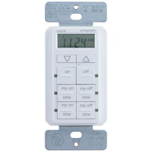 Honeywell 7-Day/Solar Prog. Timer for Lights and Motors-RPLS740B1008 on honeywell light switches, honeywell rpls730b manual, honeywell rpls740b1008, honeywell econoswitch,