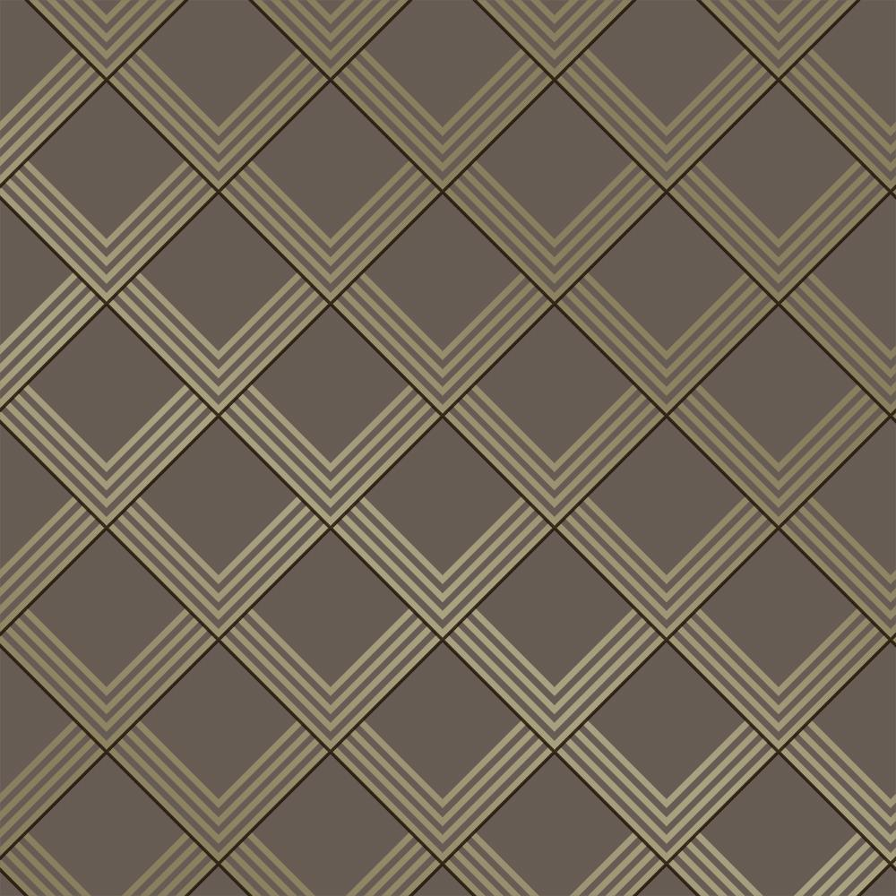 Tempaper Layered Love Bronze And Metallic Champage Self Adhesive Removable Wallpaper