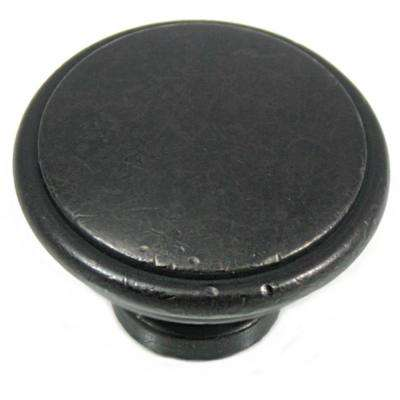 2 in. Oil Rubbed Bronze Grace Knob