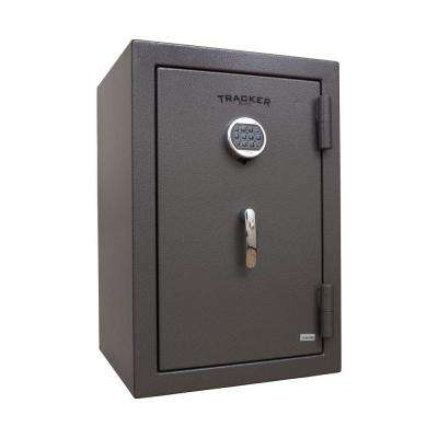 3.24 cu. ft. Steel Fire Resistant Home Safe with Electronic Lock, Gray