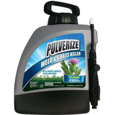 1 Gal. Non-Selective Weed and Grass Killer RTU