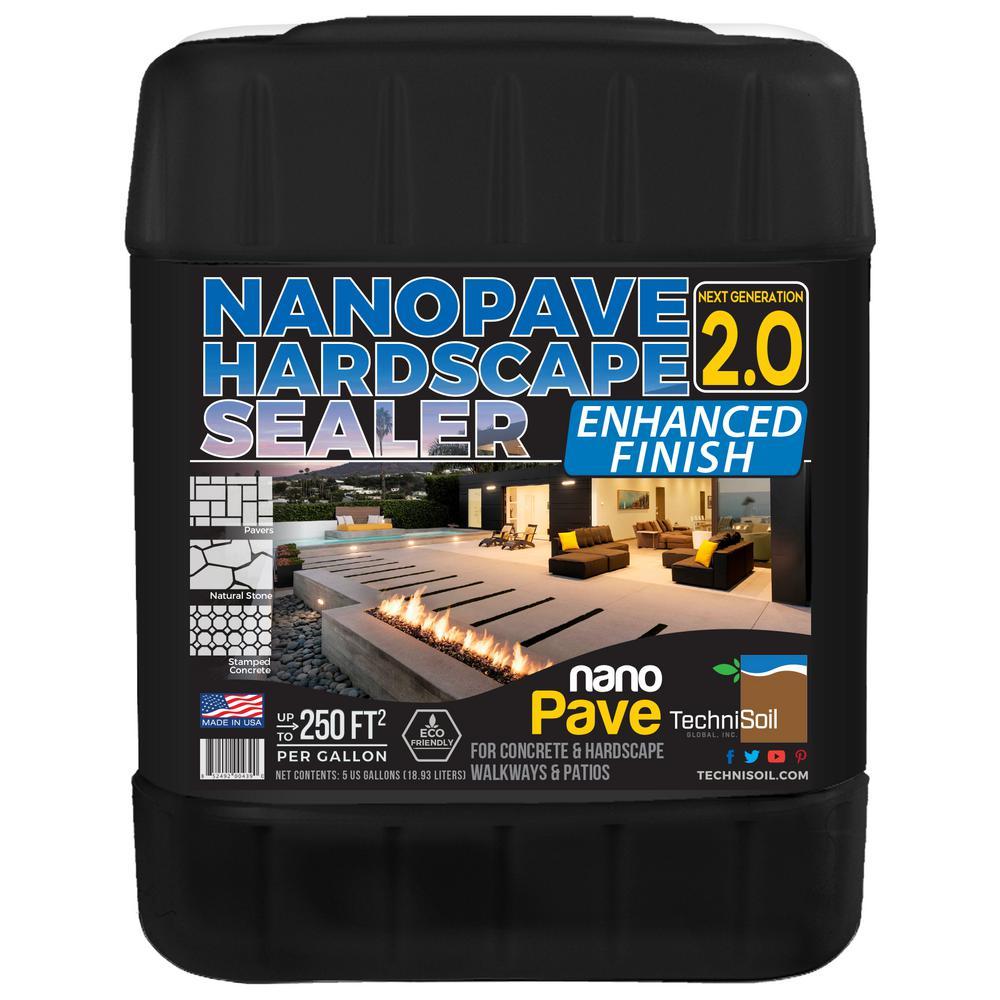 NanoPave 5-Gal. Semi-Gloss Hardscape Sealer