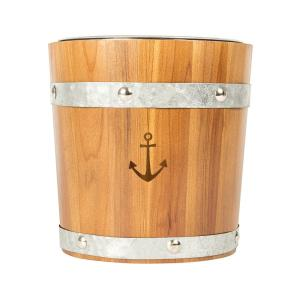 Anchor Rustic Ice Bucket by