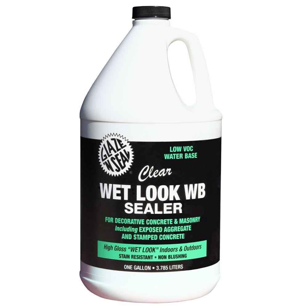 1 gal. Wet Look Water Base Sealer