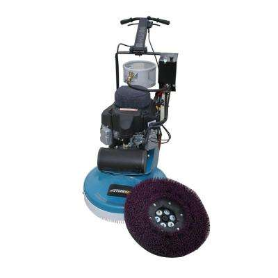 21 in. Pride Floor Stripper and Buffer