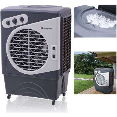 1540 CFM 3-Speed Portable Evaporative Cooler (Swamp Cooler)for 850 sq. ft.