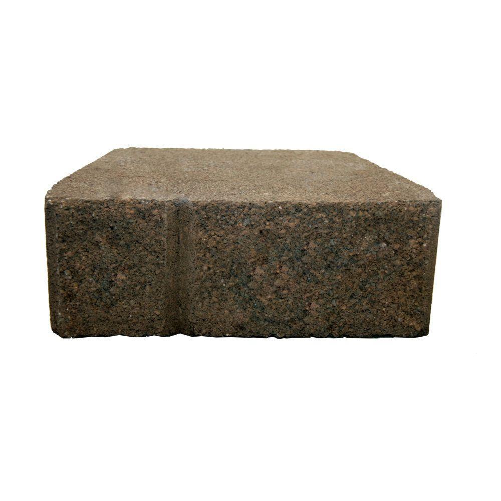 null 16 in. Positano Concrete Estate Ashlar Retaining Wall