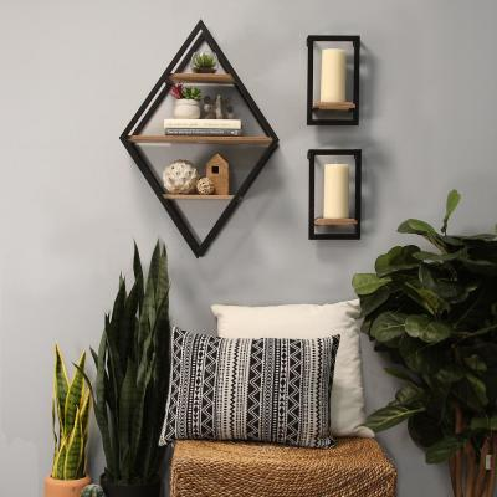 Stratton Home Decor Decorative Shelving Accessories Shelving The Home Depot