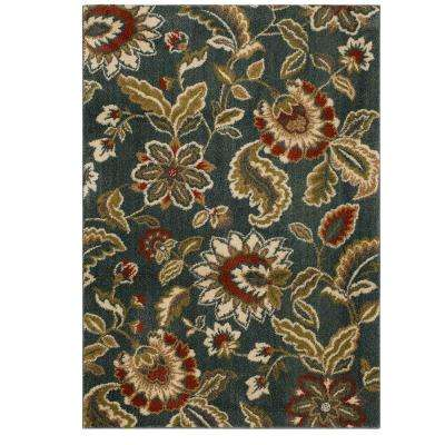 Lucy Dark Slate 10 ft. x 12 ft. 11 in. Area Rug