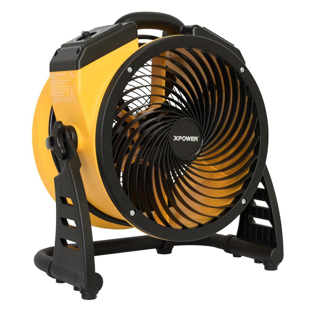 1100 CFM 4 Speed Multipurpose 11 in. Pro Air Circulator Utility Fan