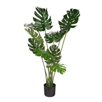 47 in. Monstera Artificial