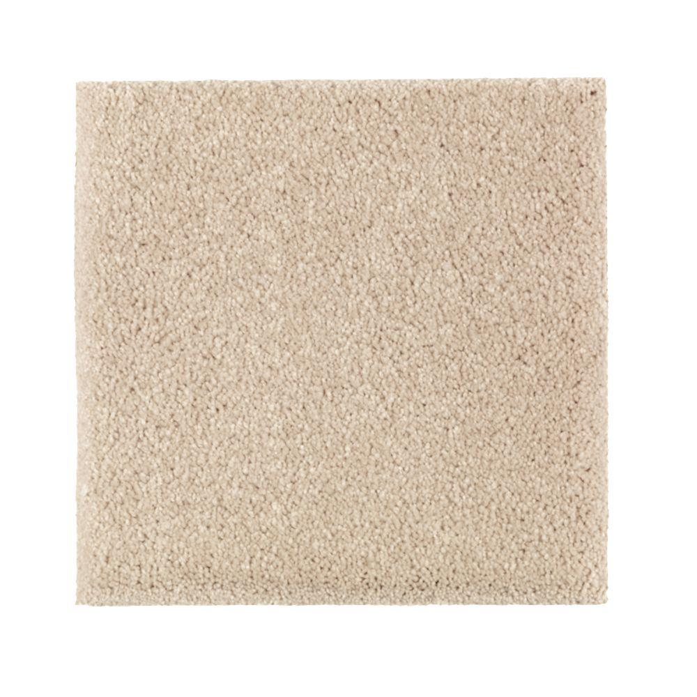 Bluff Color First Choice Texture 12 Ft Carpet