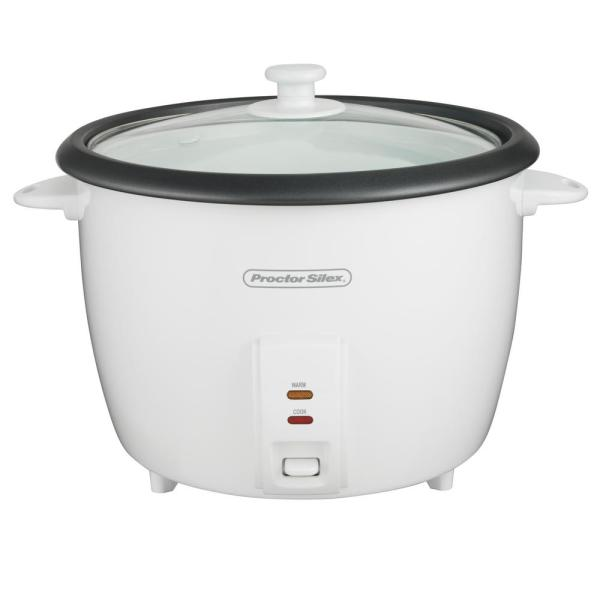 30-Cup White Rice Cooker
