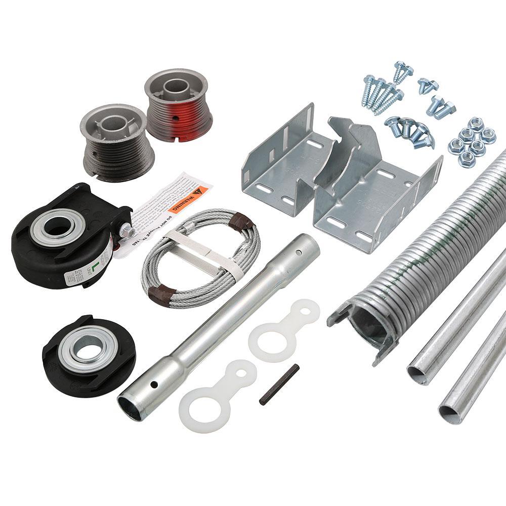 EZ-Set Torsion Conversion Kit for 8 ft. x 7 ft. Garage Doors 84 lbs. - 108 lbs.
