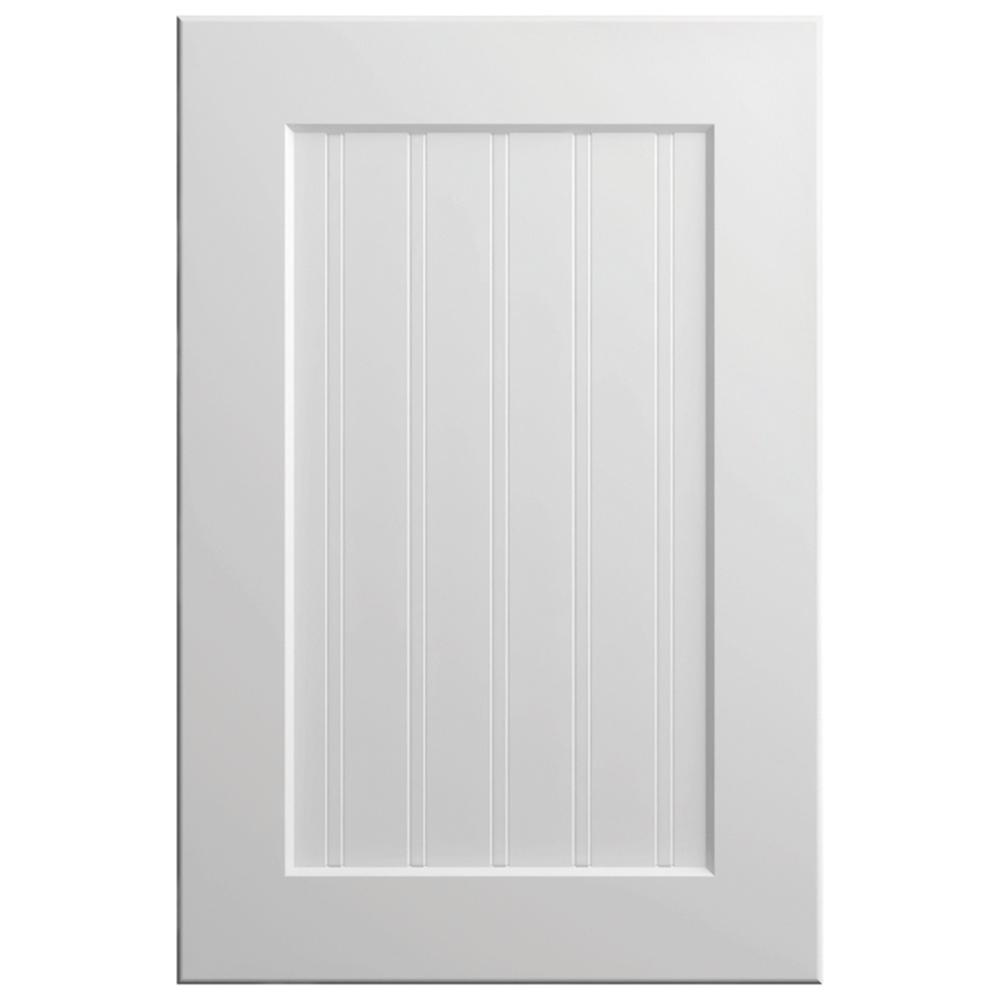 Hampton Bay 11x15 In Abilene Cabinet Door Sample In White Hbdssd Nt 30 The Home Depot