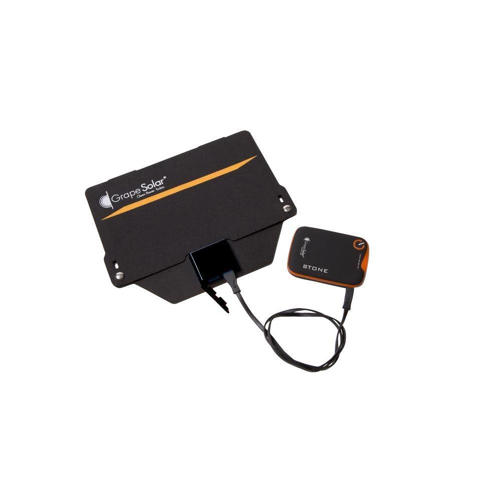 8-Watt Portable Device Charging Kit