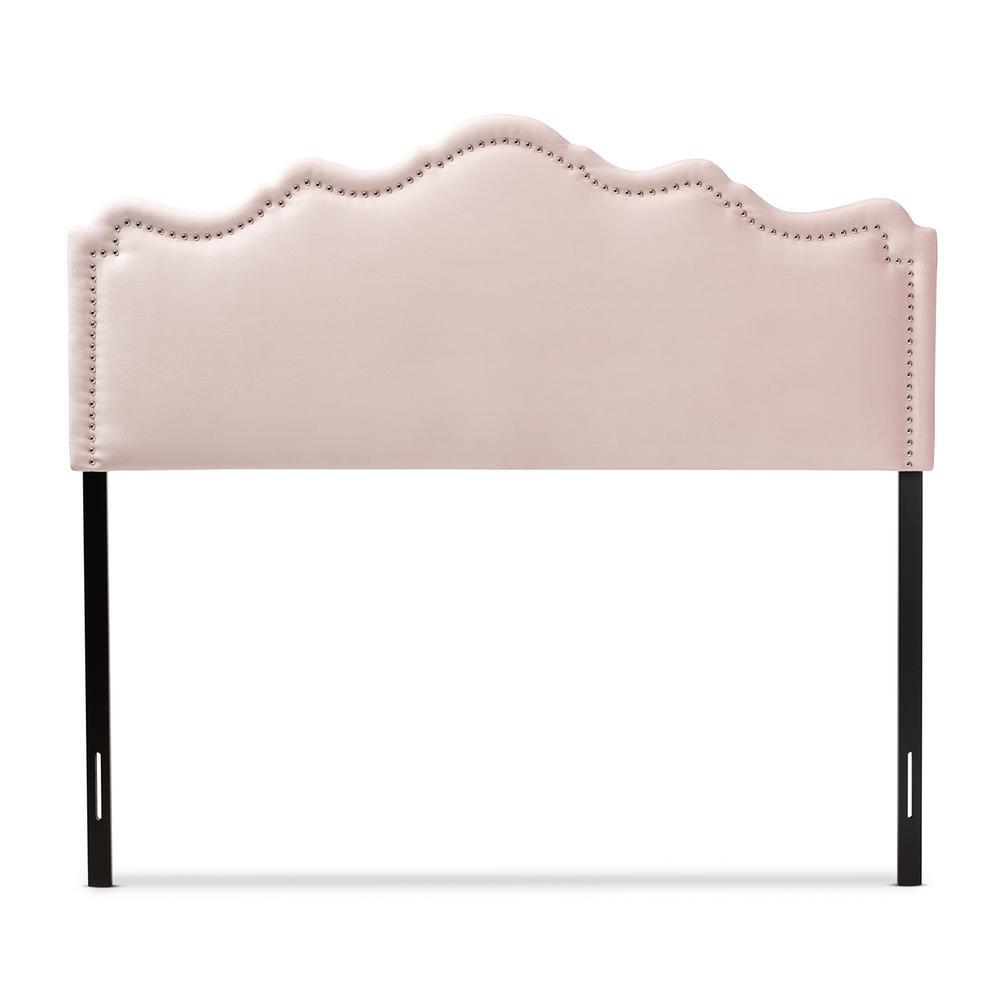 Nadeen Light Pink Queen Headboard