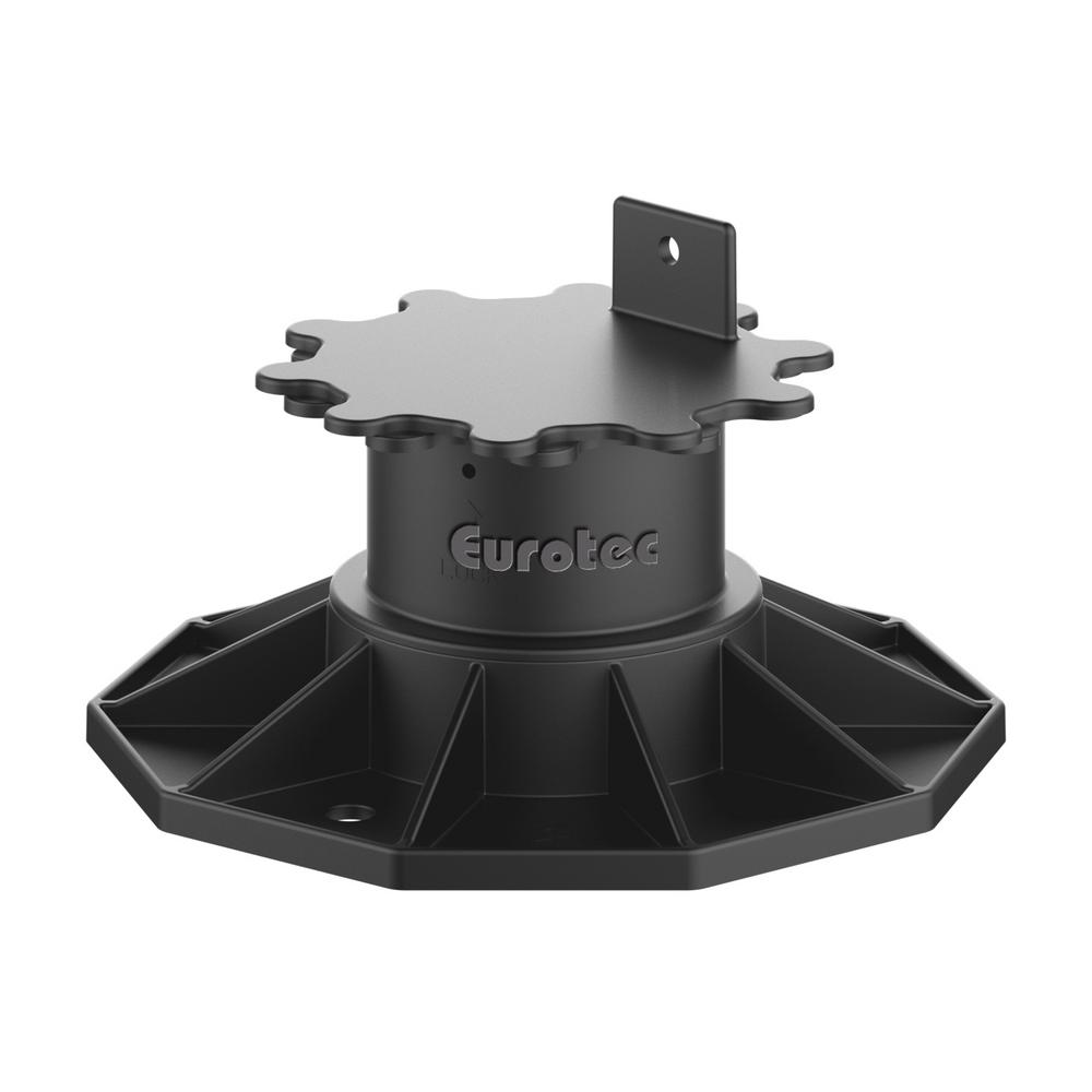 Eurotec Deck Support Plastic Adjustable Pedestal Eco L