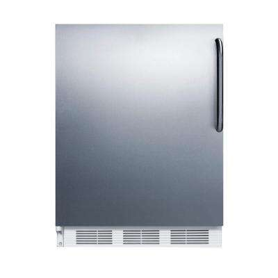 5.1 cu. ft. Mini Refrigerator in Stainless Steel