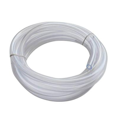 3/8 in. O.D. x 1/4 in. I.D. x 10 ft. Clear PVC Vinyl Tube