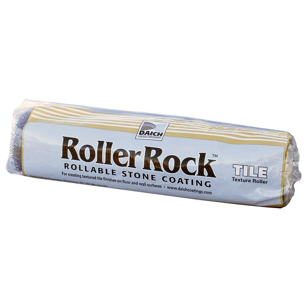 9 in. x 1/2 in. Foam Tile Texture Roller