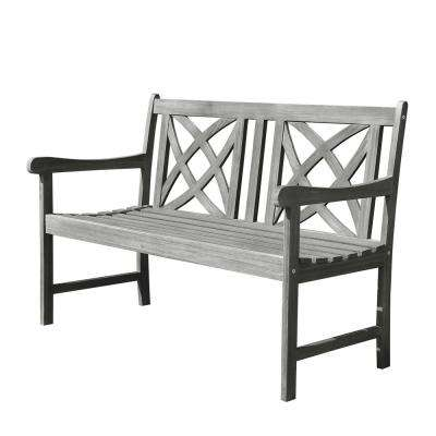 Renaissance 4 ft. Patio Bench