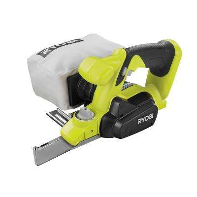 18-Volt ONE+ 1-1/2 in. Cordless Hand Planer