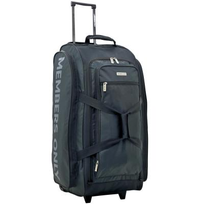 Point Hill Collection 30 in. x 14 in. Multi-Pocket Rolling Duffel