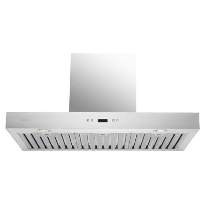4-Speed Touch Panel Baffle Filters CAVALIERE Under Cabinet Range Hood 30 Inch Mounted Brushed Stainless Steel Kitchen Hood Vent With 900 CFM