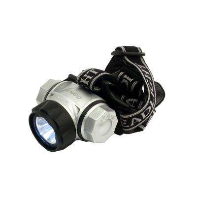 115 Lumen 3AAA LED Headlight with Battery