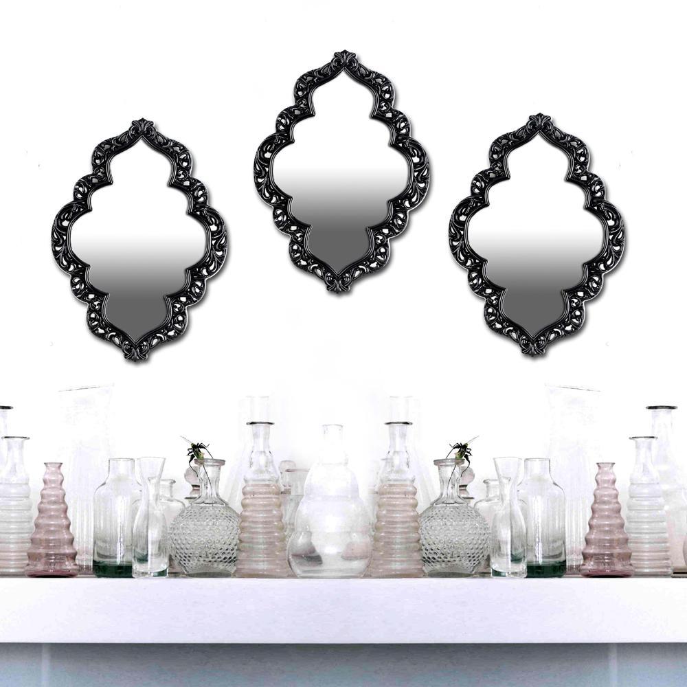 Arabesque Accent 3-Mirror Set-M727
