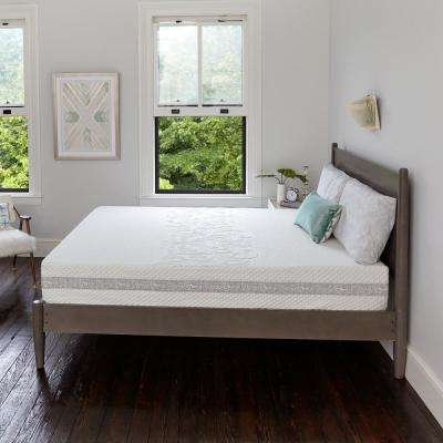 Engage King-Size 11 in. Gel Foam and Innerspring Mattress