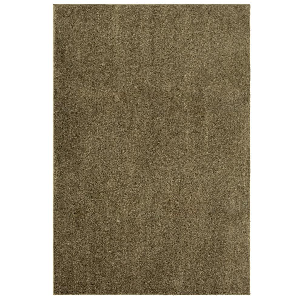Mohawk Home Carden Shag Gray Nut 6 ft. x 9 ft. Area Rug