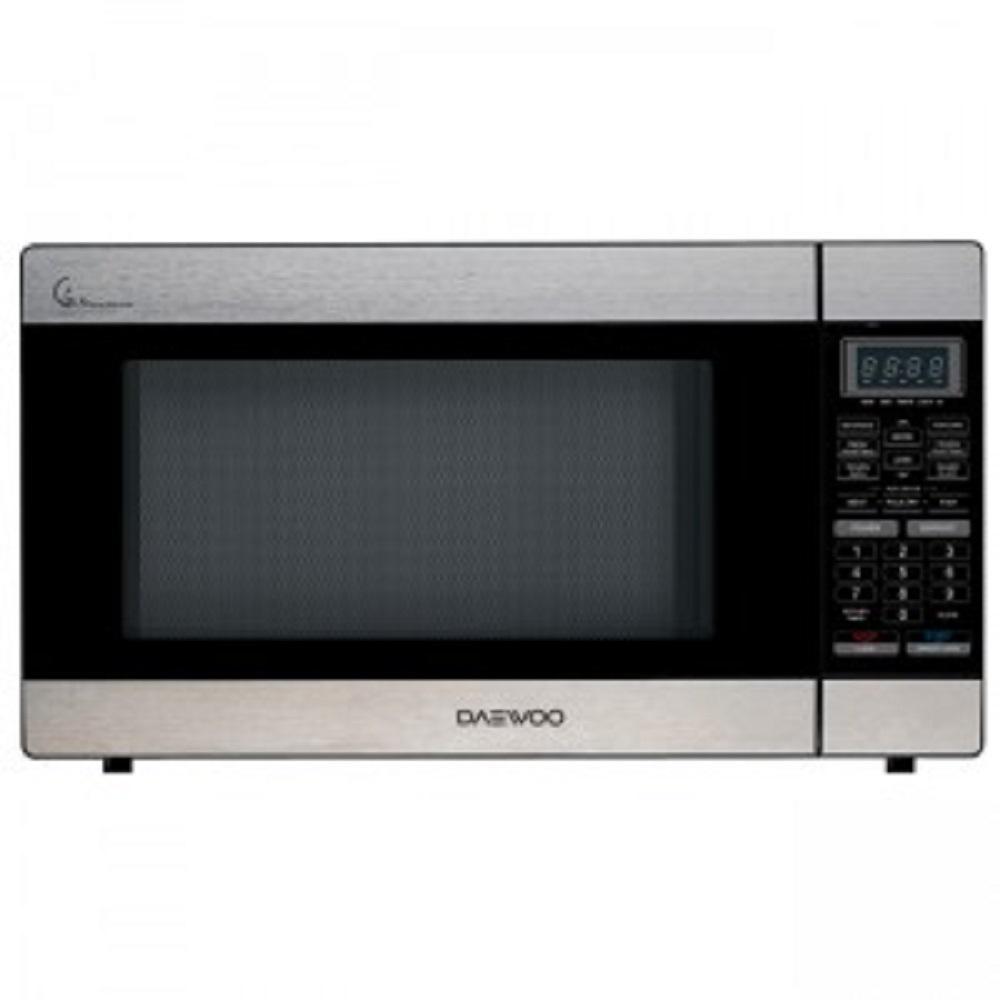 1.6 cu. ft. Countertop Microwave in Stainless Steel