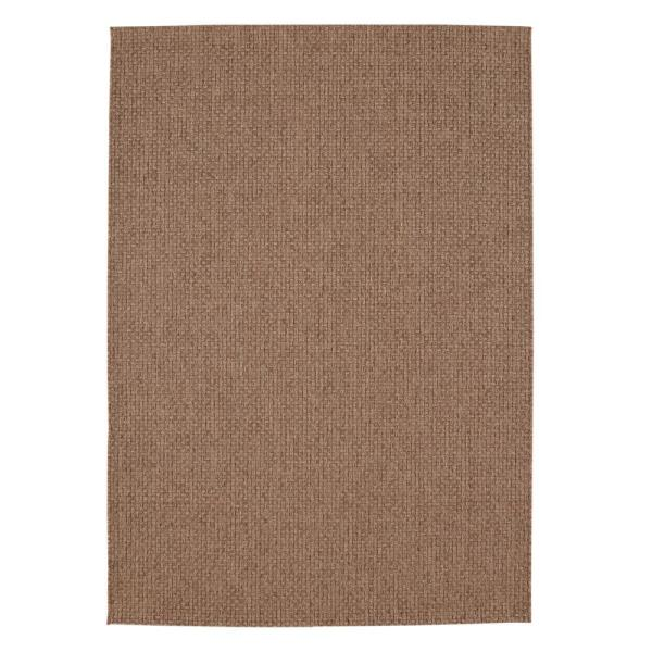 Home Decorators Collection Texture Brown 5 Ft X 7 Ft Indoor Area Rug 39044075 160225 1 The Home Depot
