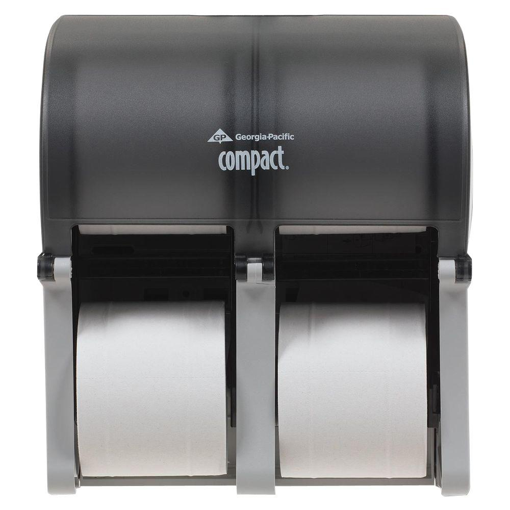 Georgia-Pacific Compact Vertical 4-Roll Toilet Tissue Dispenser