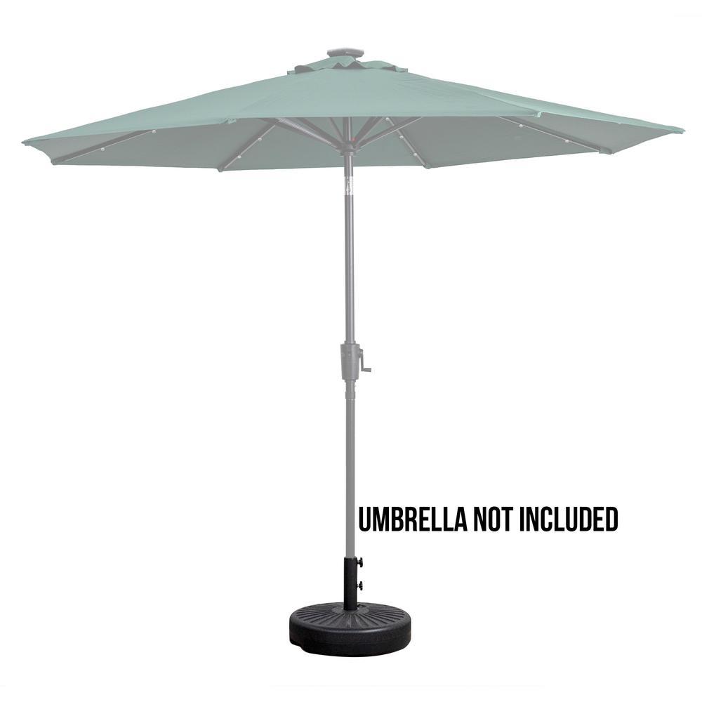 Plastic Patio Umbrella Base